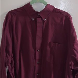 RoundTree & Yorke 2XB Button Down Long Sleeve